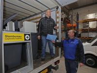 Servicecentrum Drechtsteden druk bezig met voorbereidingen stembureaus Dordrecht