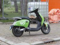 Go Sharing Brommer Halmaheiraplein Dordrecht