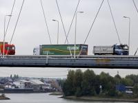 20161710 Drukte op Papendrechtse brug Randweg N3 Dordrecht Tstolk 005