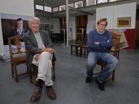 Victor en Albert galerie de compagnie Kuipershaven Dordrecht