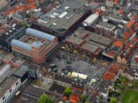 Luchtfoto Statenplein Dordrecht