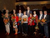 Tien Dordtenaren worden koninklijk onderscheiden