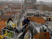 12042021 Klokken verwijderd  Stadhuis Dordrecht Tstolk