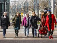 Schrijfster en dochter van Dordrecht Top Naeff stadskantoor Dordrecht
