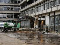 Renovatie en sloopwerkzaamheden regiokantoor Dordrecht