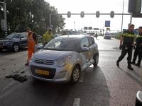 20170308 Twee gewonden bij ongeluk op fly-over N3 Dordrecht Tstolk 001