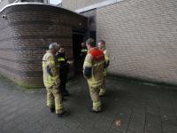 Brandweer twee keer gealarmeerd voor stankoverlast Dudokplein