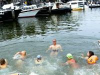 Van der Weijden zwemt zaterdag naar Dordt