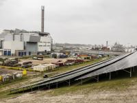 zonnepark Crayestein Dordrecht