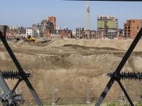Werkzaamheden Insteekhaven Stadswerven Dordrecht
