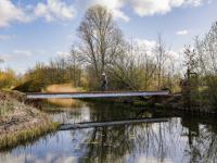 Aanleg Faunatunnel N3 en loopbrug Dordrecht