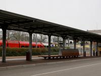 Lege stations in regio
