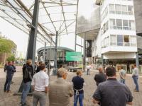 Opening Winkelcentrum Bieshof Dordrecht