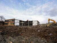 Sloop en renovatie Wellant College Dordrecht