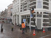 Startmoment vervanging pollers Dordrecht