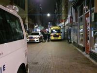 09032021-Verward-persoon-aangehouden-op-Voorstraat-Dordrecht-Tstolk