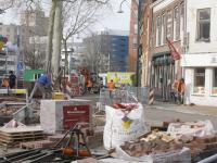 Werkzaamheden Vest in vollegang Dordrecht
