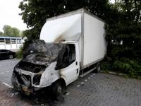 Vierde auto in brand in vier dagen
