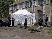 Vermoedelijk familiedrama Cremerstraat Papendrecht