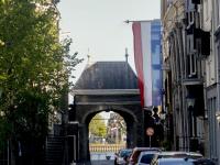Bevrijdingsdag somber Dordrecht