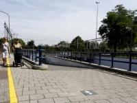 20172006 Bewegwijzering voetgangerstunnel Krispijntunnel Dordrecht Tstolk 001