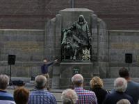 herdenking gebroeders de Witt Visbrug Dordrecht