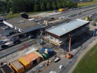 Werkzaamheden kiltunnel in vollegang Dordrecht