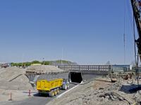 Werkzaamheden A16 in volle gang Dordrecht