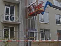 20171808 Asbestsanering flats Havikstraat Dordrecht Tstolk 002