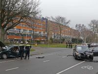 Vrouw gewond bij ongeluk in Zwijndrecht