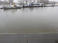 Hoogwater Energieplein Dordrecht
