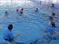 Waterpolotraining
