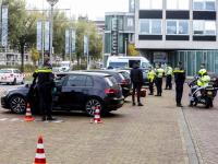 Week van veiligheid start met grote politiecontrole in centrum Dordrecht