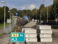 Twee weekendafsluitingen voor onderhoud N3 Dordrecht