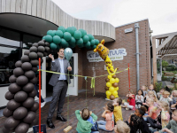 Opening nieuw schooljaar bij basisschool Het Avontuur Dordrecht