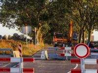 Oud stukje Rijksstraatweg afgesloten vanaf heden Dordrecht