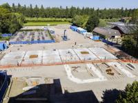 Eerste contouren nieuwbouw Wellant College Dordrecht