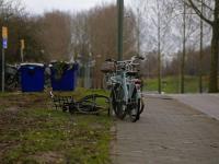 Fietsoverlast Wellant College Dordrecht