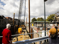Intrillen van buisbalen Dordrecht