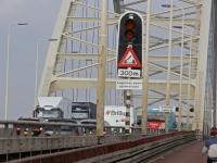 20161710 Drukte op Papendrechtse brug Randweg N3 Dordrecht Tstolk 002