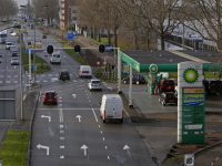 Nieuwe locatie voor BP Tankstation