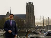 Wethouder Piet Sleeking bvd Dordrecht