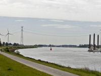 20171605 Vernieuwd fietspad Bedrijventerrein Kil III Dordrecht Tstolk