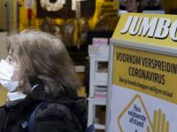 Hou voldoende afstand Jumbo Sterrenburg Coronavirus Dordrecht