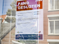 Woning Museumstraat gesloten vanwege vondst harddrugs Dordrecht