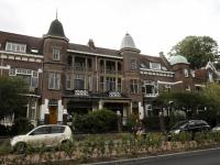 Vier panden Oranjelaan monument Dordrecht
