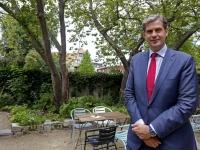 20170607 Portret foto's nieuwe burgemeester Wouter Kolff Dordrecht Tstolk 003