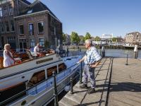 Havenmeester Peter Beijne Maartensgat Dordrecht