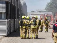 Zeer grote brand industrieterrein Merwedeweg Zwijndrecht