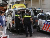 Meerdere arrestanten bij winkel in centrum Dordrecht